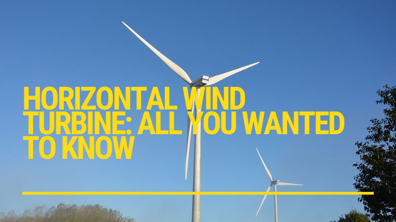 Horizontal-Wind-Turbine